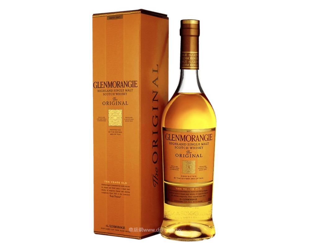 格蘭傑經典10年單一麥芽威士忌