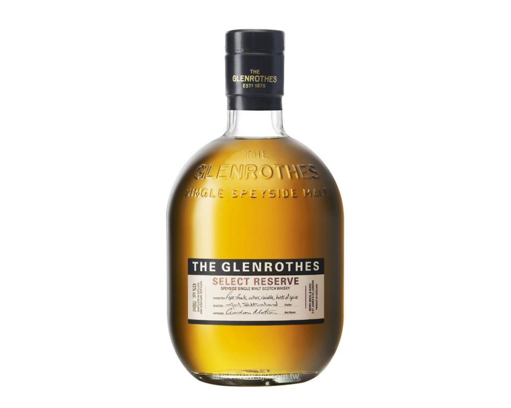 格蘭路思珍釀單一麥芽威士忌