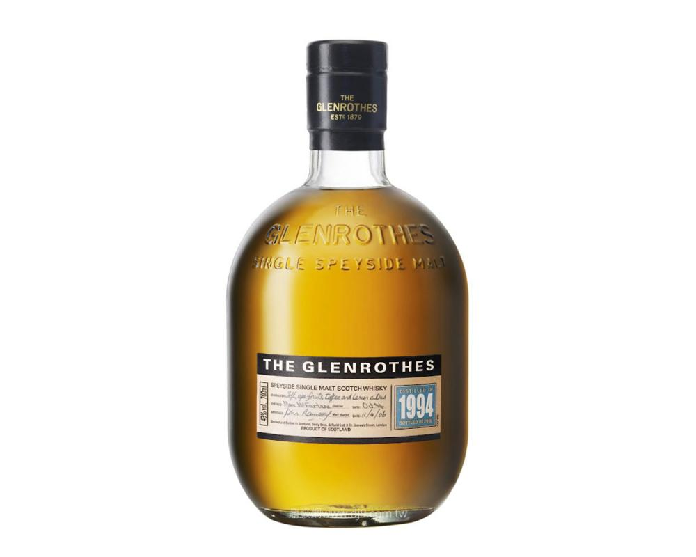 格蘭路思1994單一麥芽威士忌