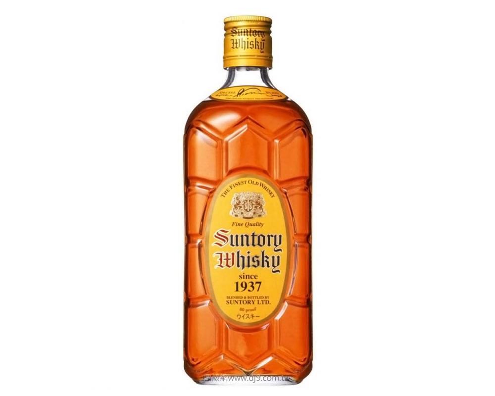 三得利角瓶調和威士忌700ml