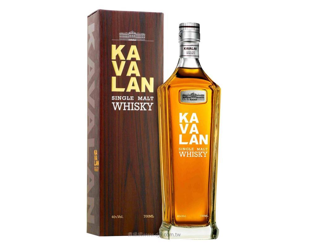 噶瑪蘭經典單一麥芽威士忌(新版)700ml