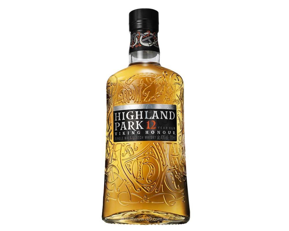 高原騎士12年單一麥芽威士忌