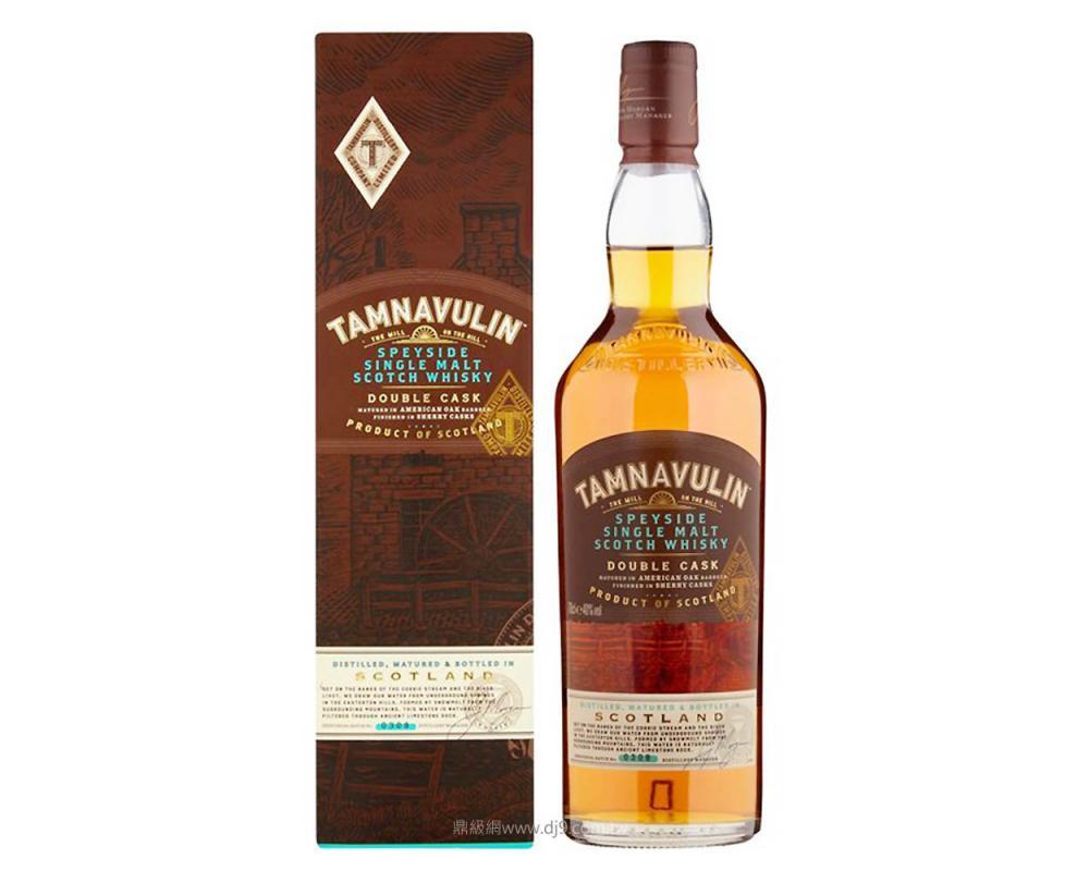 塔木嶺雙桶單一麥芽威士忌