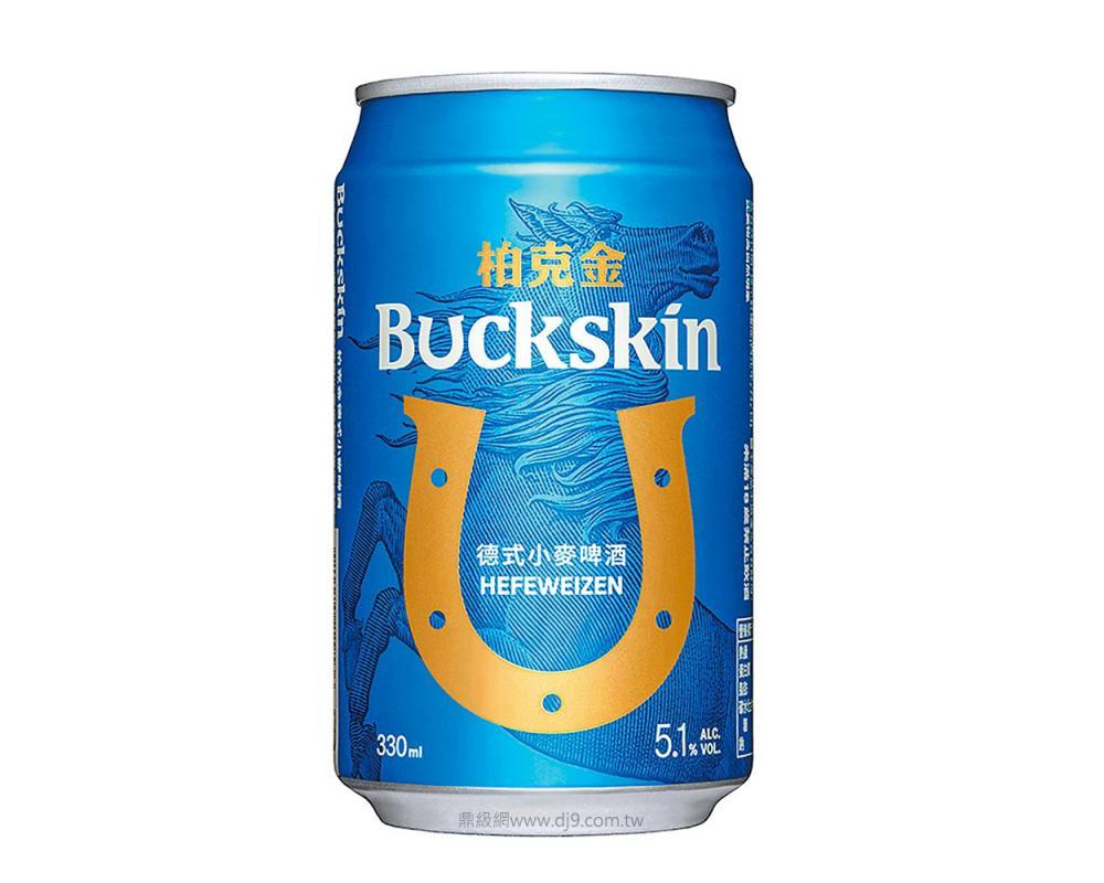 柏克金 德式小麥啤酒(330mlx24罐)