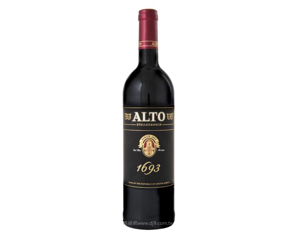 奧爾朵傳承1693紅酒
