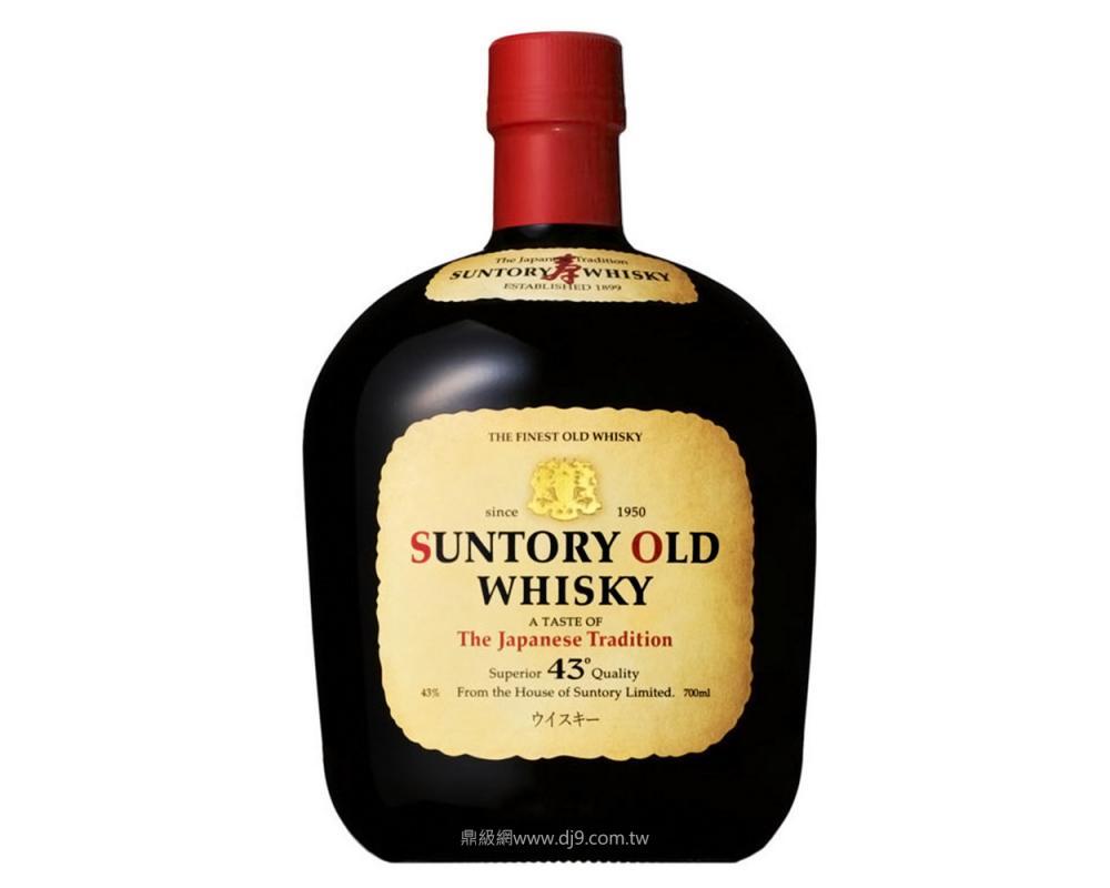 三得利我的Old調和威士忌
