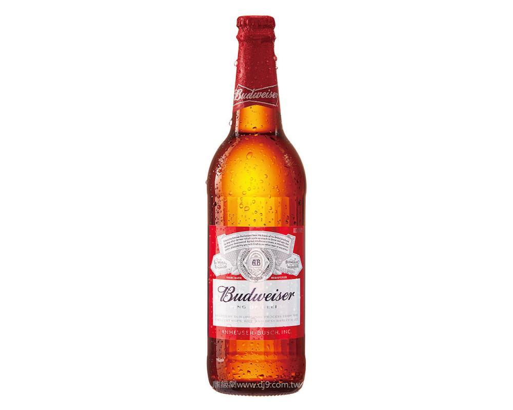 百威啤酒(600mlx12瓶)