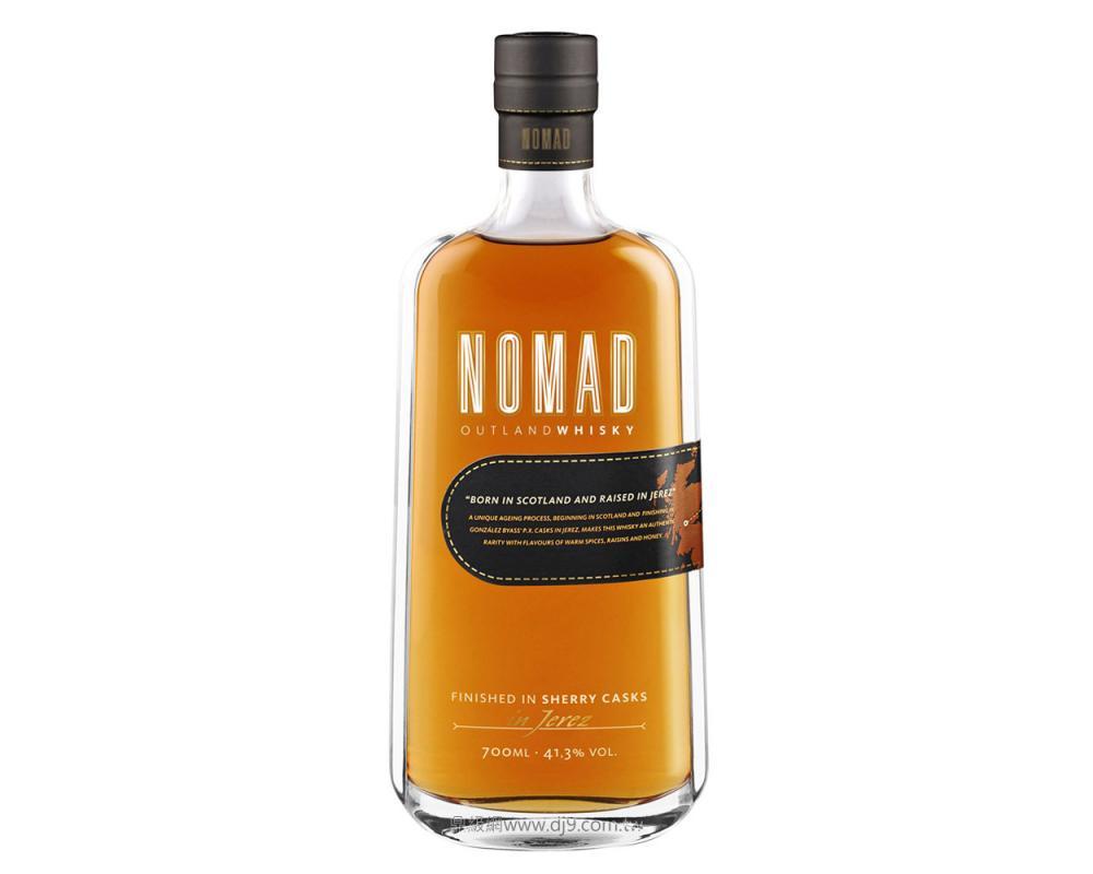 Nomad雪莉雙桶威士忌