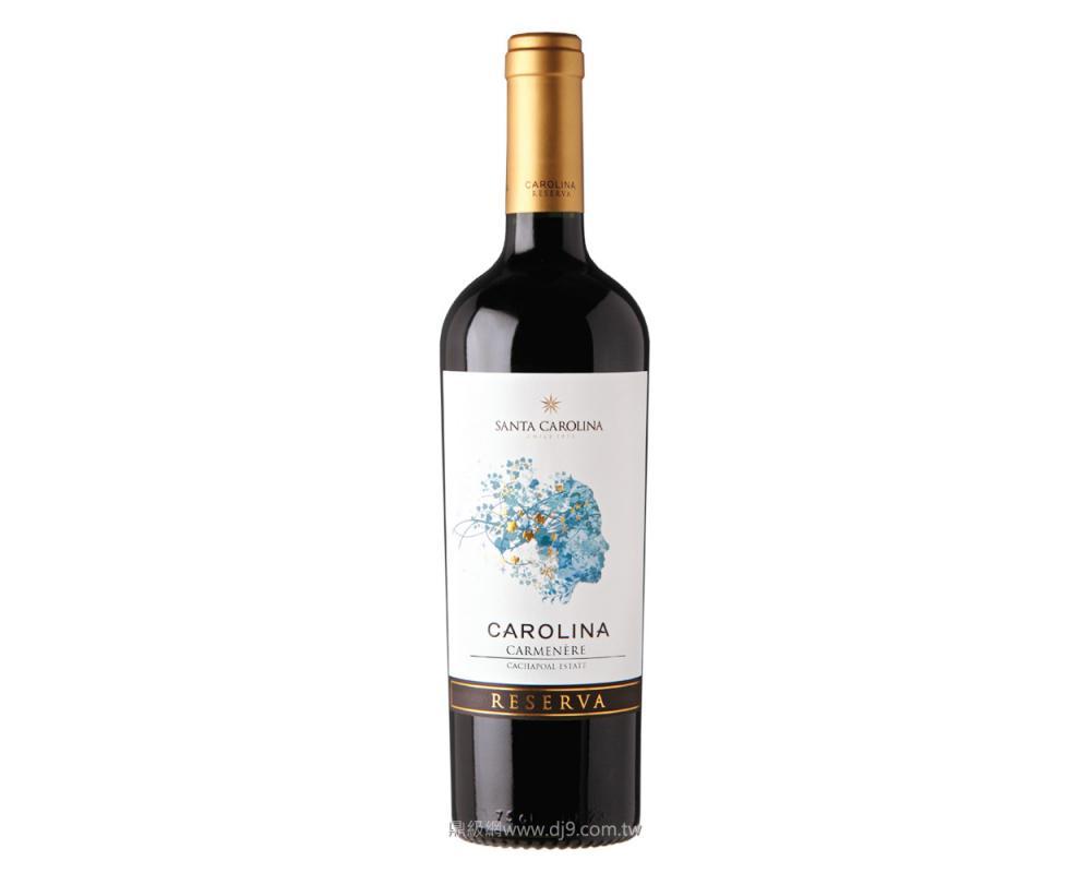 聖塔卡洛琳卡美莉紅酒