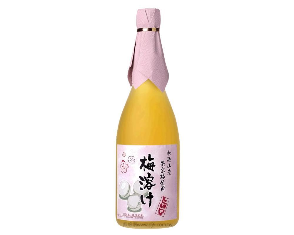 日本南高梅溶梅酒-旨口720ml