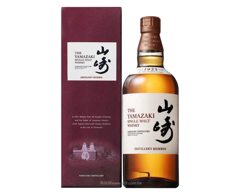 新山崎單一麥芽威士忌