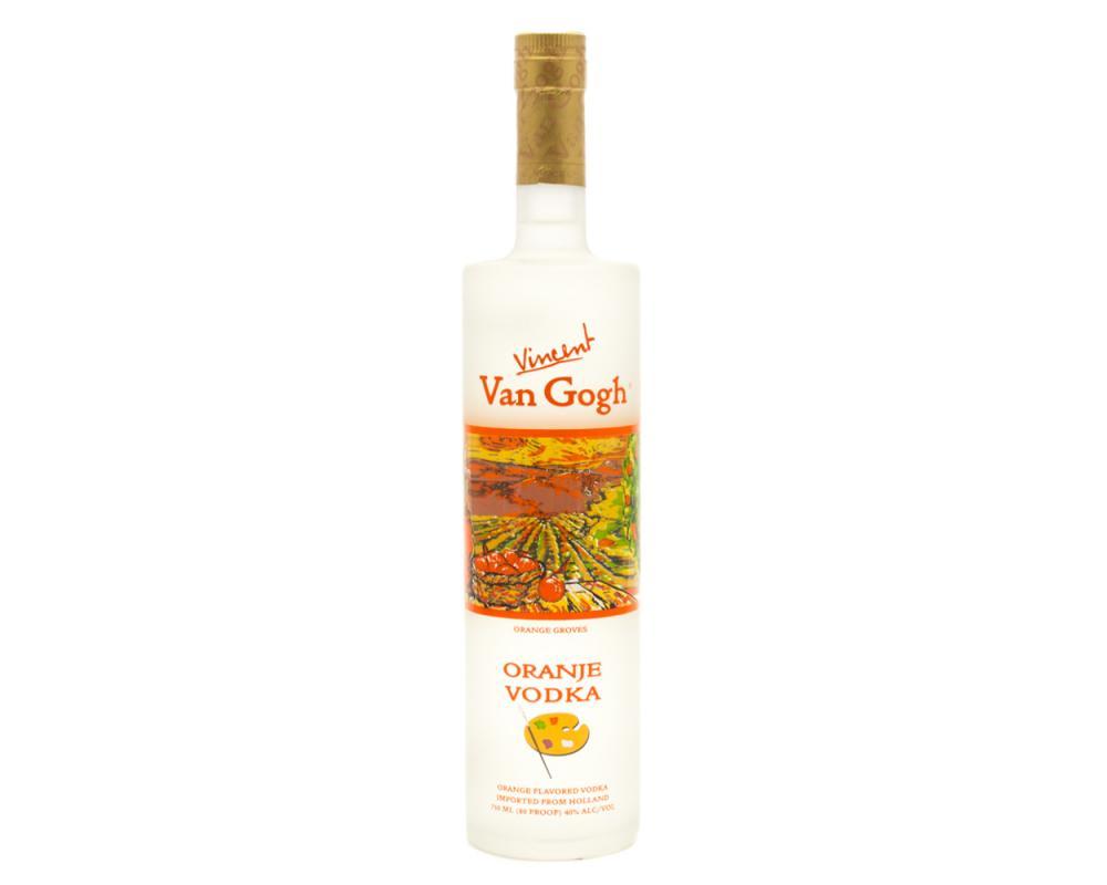 梵谷橙橘伏特加