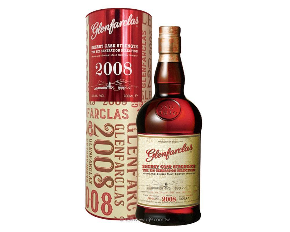 格蘭花格2008年原酒-第六代傳人精選