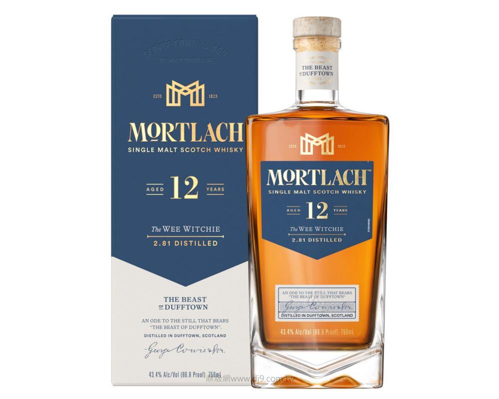 慕赫12年單一麥芽威士忌
