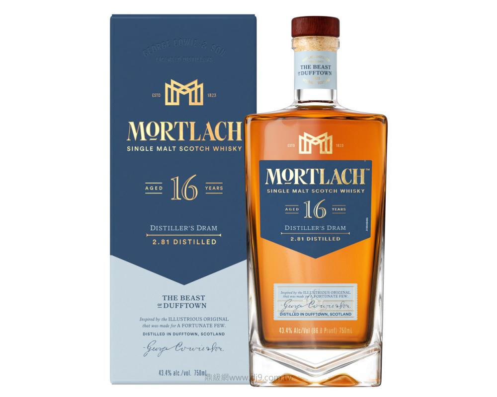 慕赫16年單一麥芽威士忌