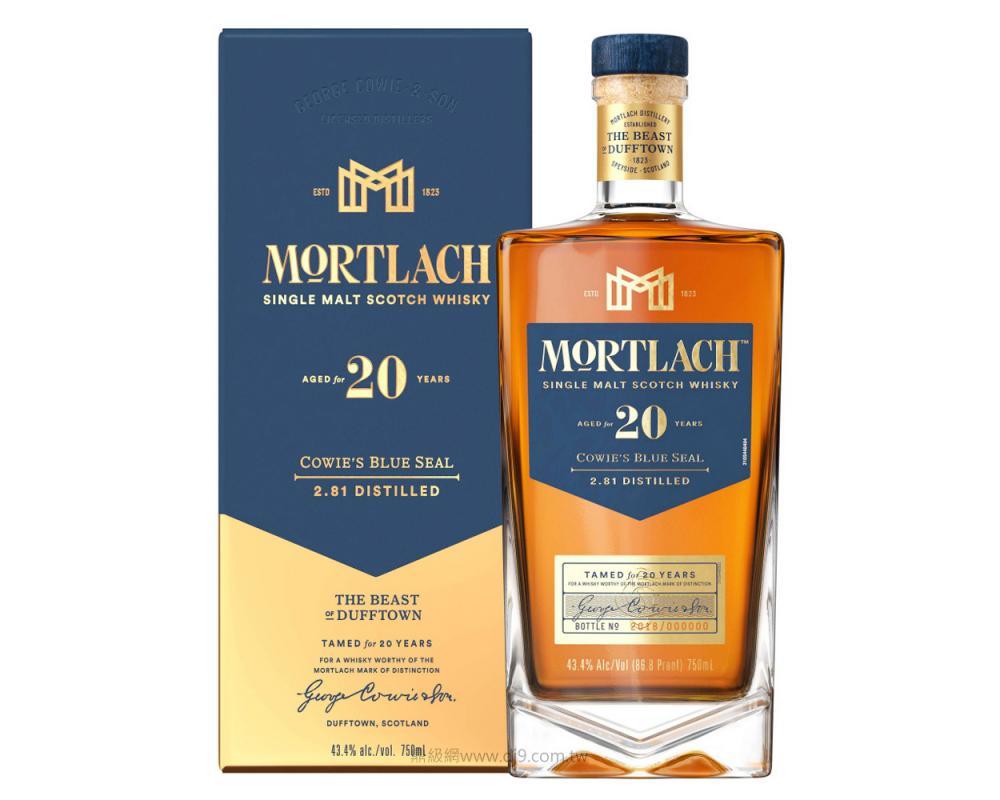 慕赫20年單一麥芽威士忌