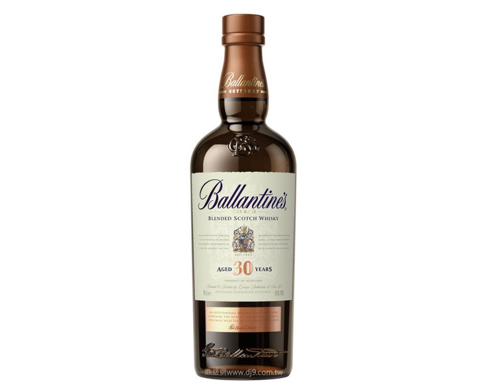 百齡罈30年威士忌