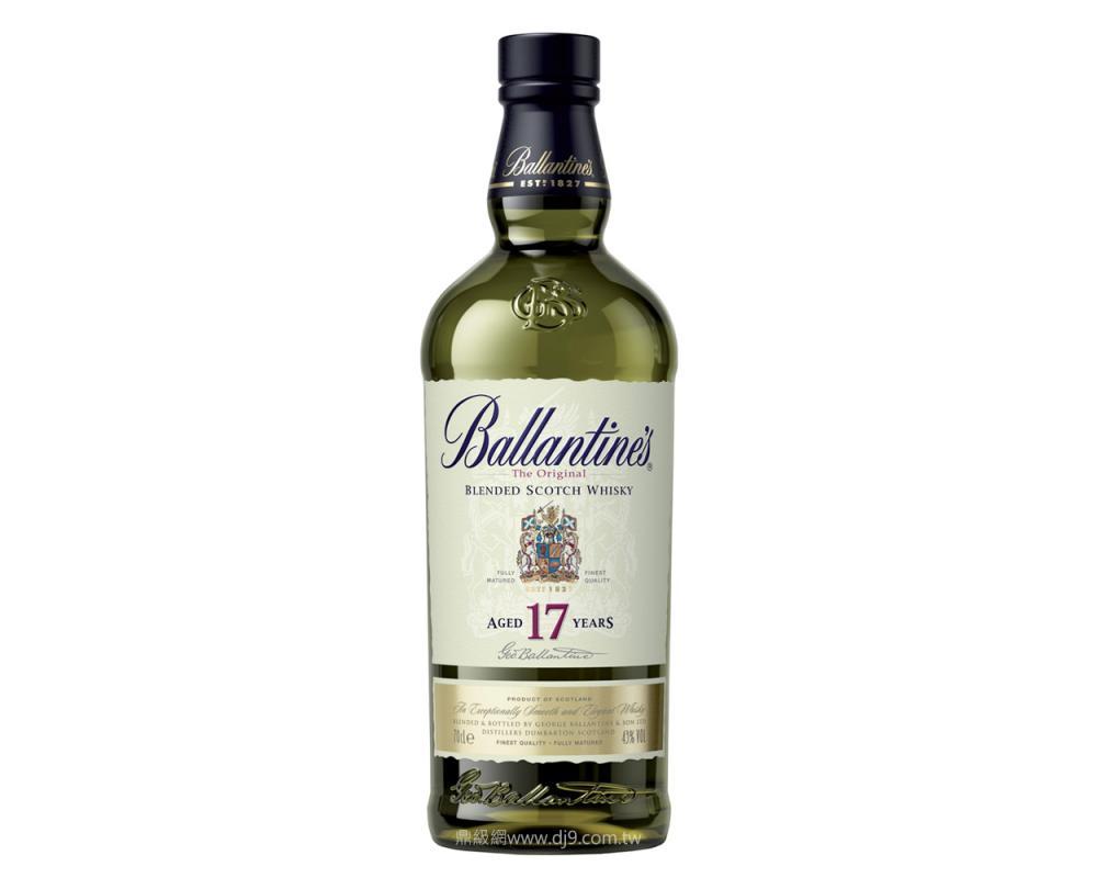 百齡罈17年威士忌