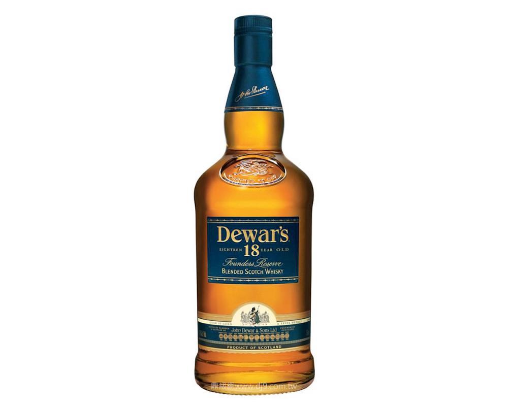 帝王18年調和威士忌(舊版)