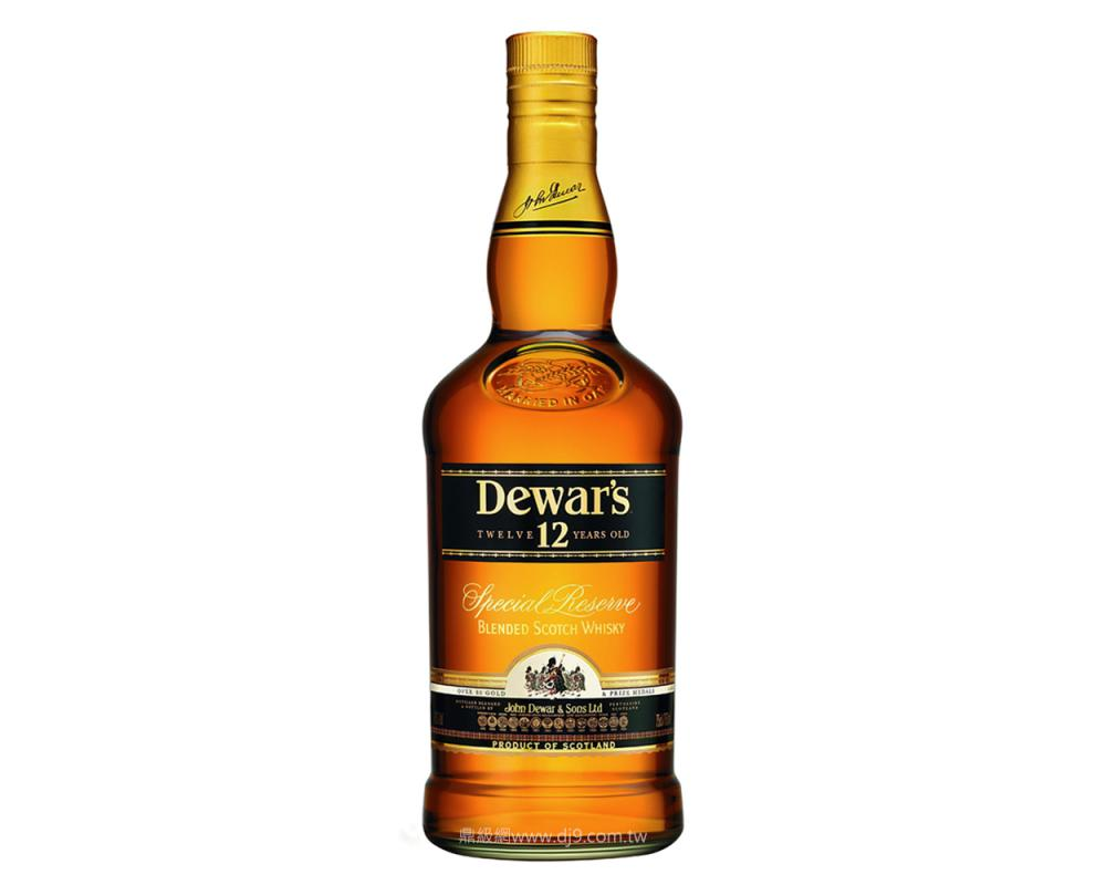 帝王12年調和威士忌(舊版)
