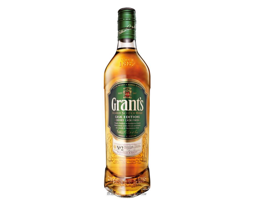 格蘭雪莉桶調和威士忌