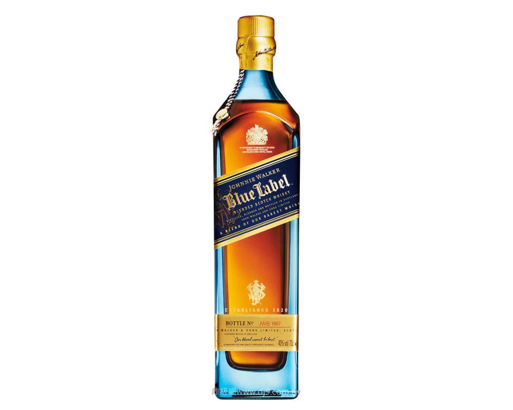 【箱購特價6入】約翰走路藍牌調和威士忌