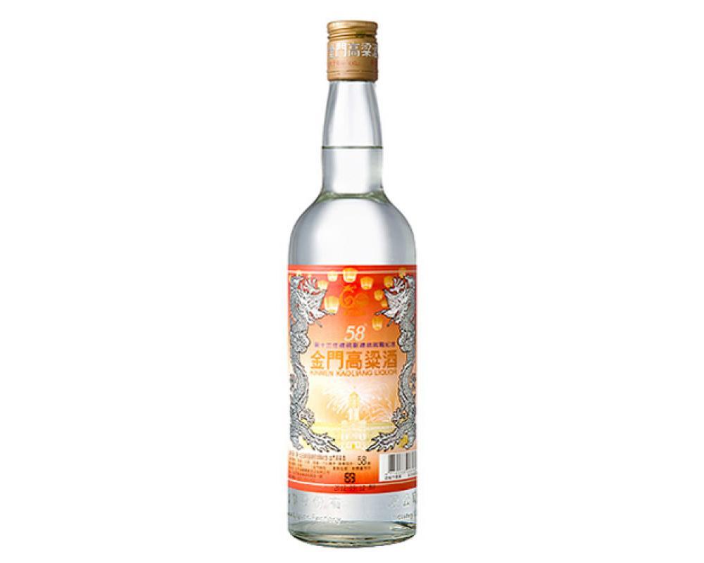金門高粱-第十三任總統副總統就職紀念酒