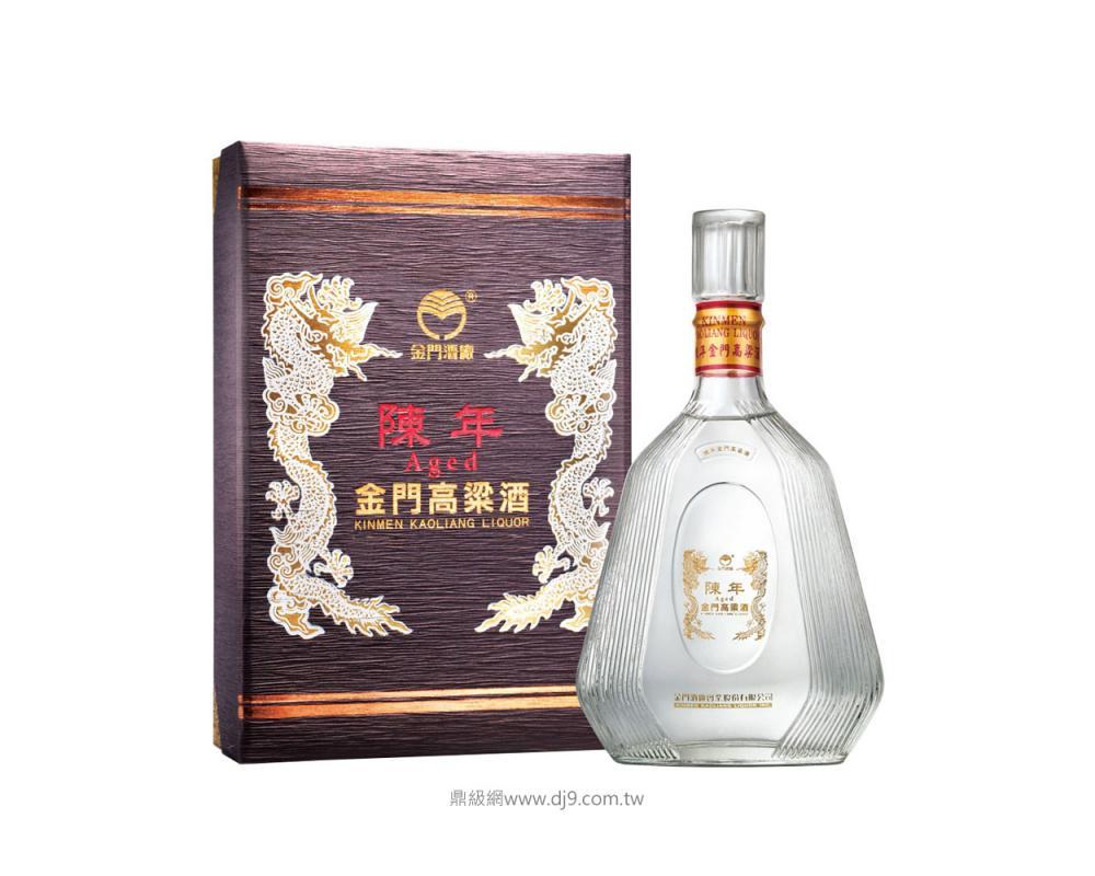 陳年金門高粱酒-黑