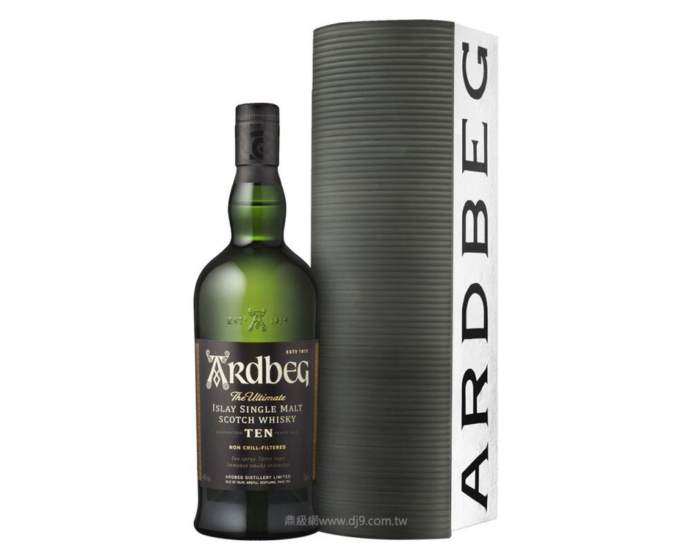 雅柏艾雷10年倉庫威士忌禮盒