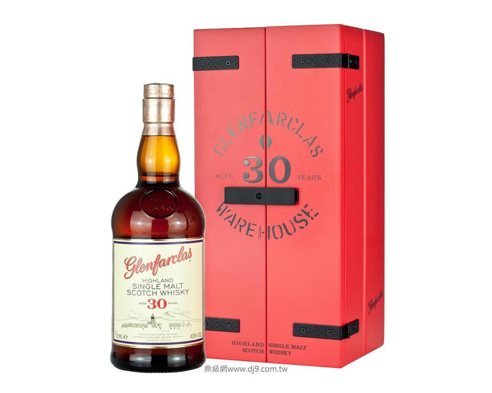 格蘭花格30年威士忌禮盒(2019新春限定)