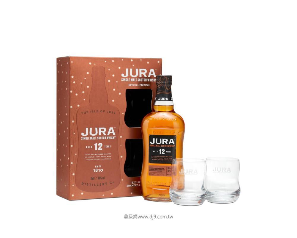 吉拉12年威士忌禮盒(2019新春限定)