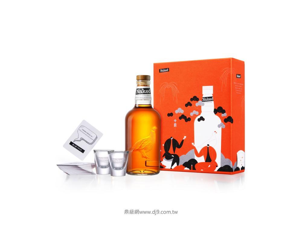 裸雀初次雪莉桶調和威士忌禮盒(2019新春限定)