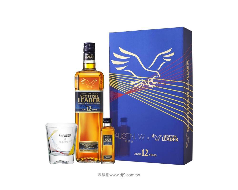仕高利達12年調和威士忌禮盒(2019新春禮盒)