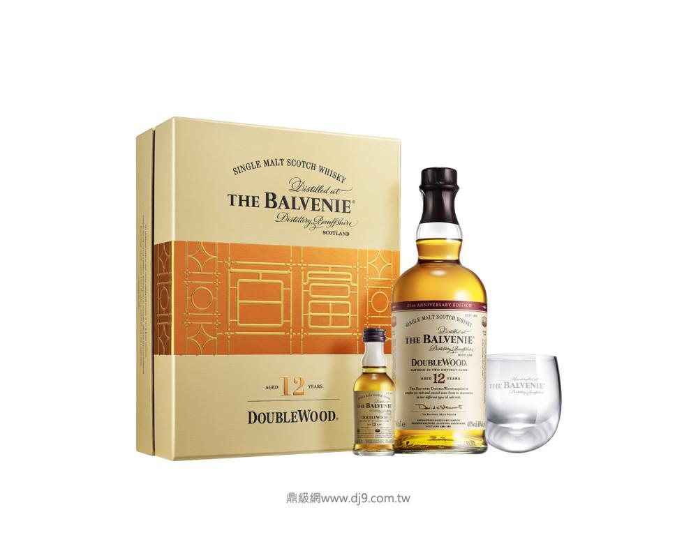 百富12年威士忌禮盒(2019新春禮盒)