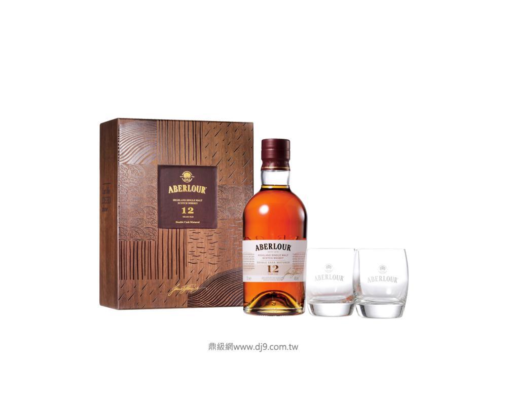 亞伯樂12年威士忌禮盒(2019新春限定)