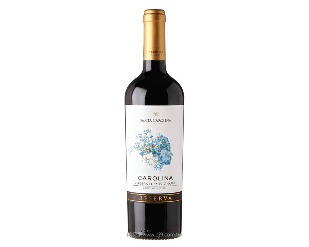 【箱購特價12入】聖塔卡洛琳卡貝內蘇維翁紅酒