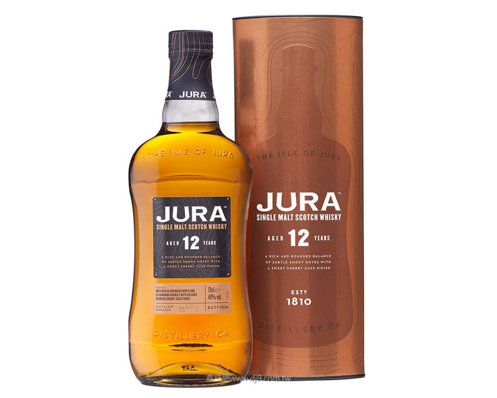 【箱購特價12入】吉拉12年單一麥芽威士忌