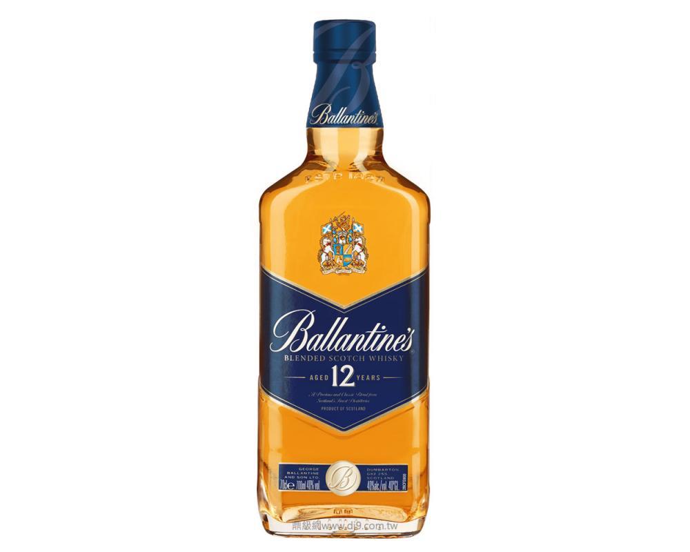【箱購特價6入】百齡罈金璽12年調和威士忌