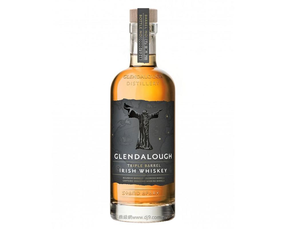 格倫達洛三桶精釀單一穀物威士忌