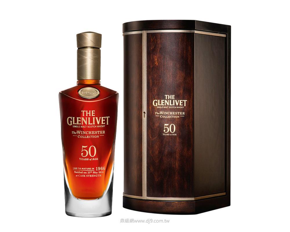格蘭利威1966首席釀酒師極選50年單一純麥威士忌