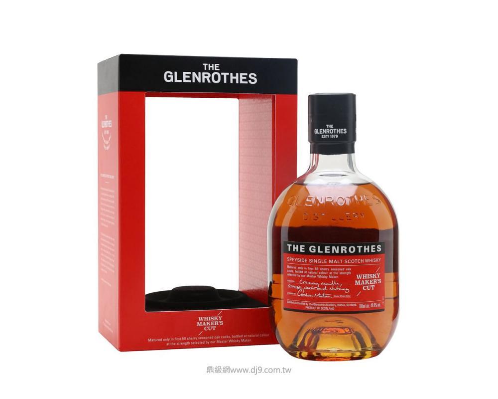 【箱購特價6入】格蘭路思Whisky Makers Cut單一純麥威士忌