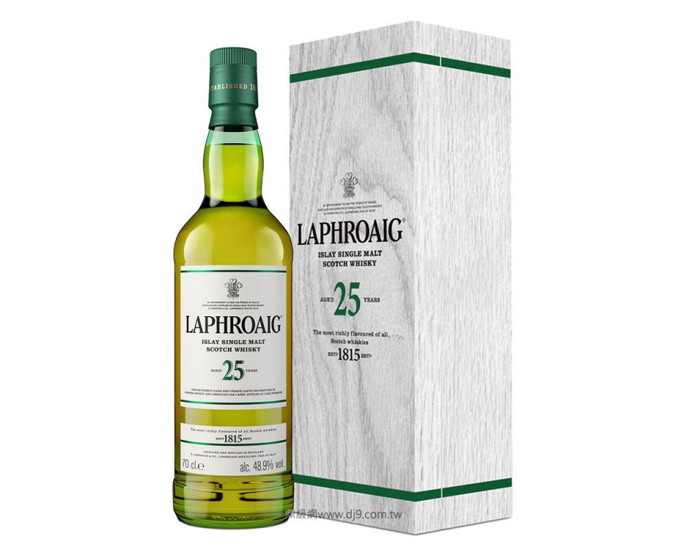 拉弗格25年單一麥芽威士忌
