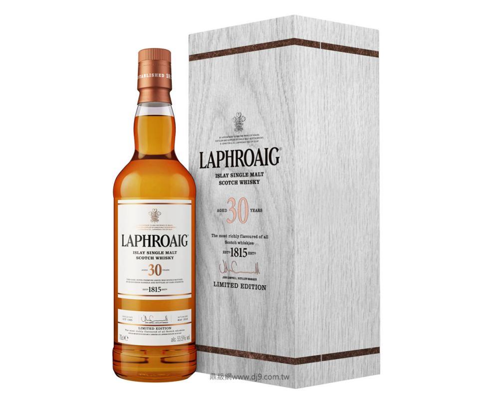 拉弗格30年單一麥芽威士忌
