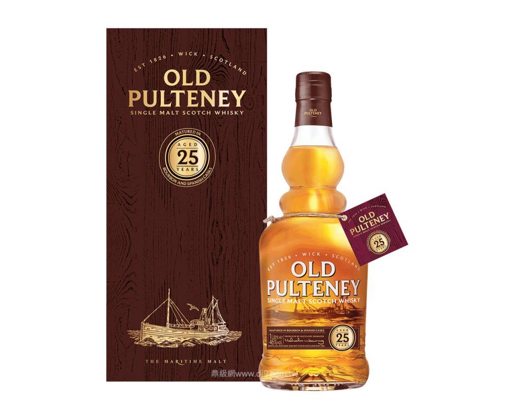富特尼25年單一麥芽威士忌