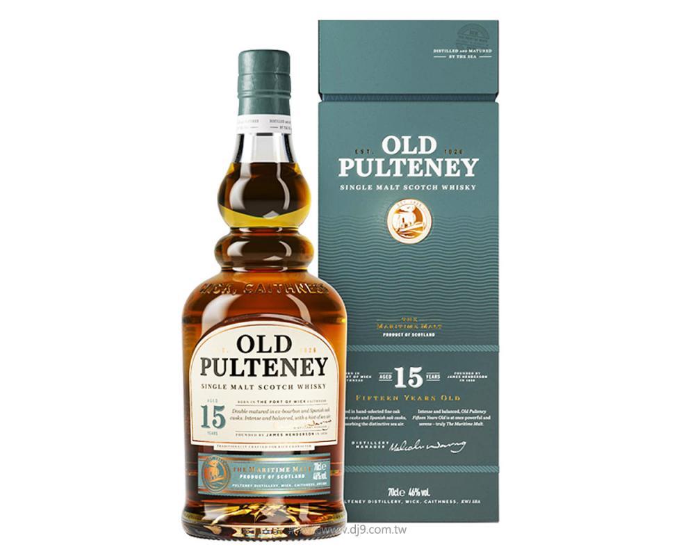 富特尼15年單一麥芽威士忌(2019新裝)