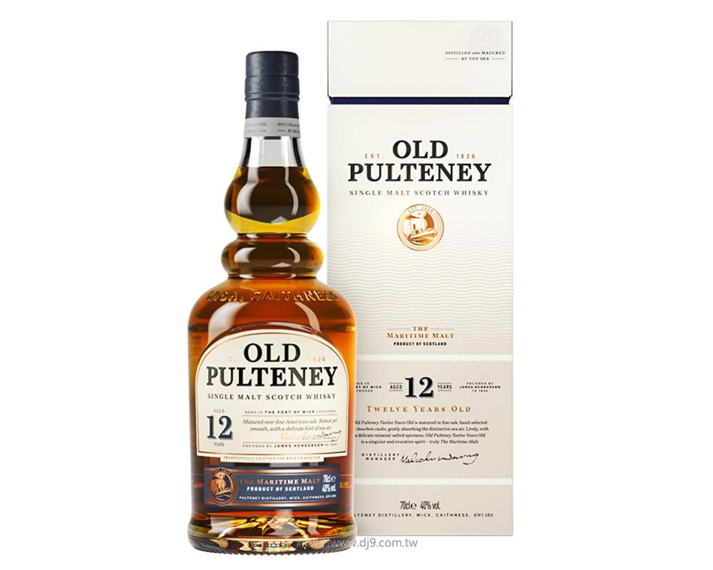 富特尼12年單一麥芽威士忌(2019新裝)