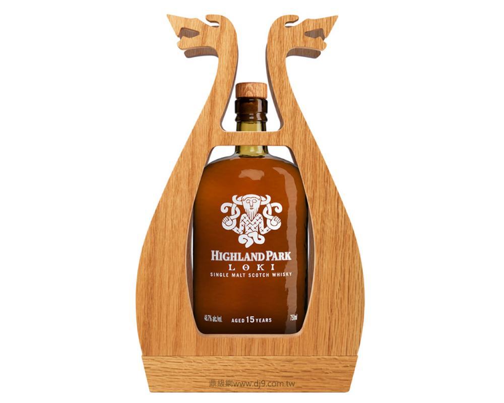 高原騎士洛基單一麥芽威士忌