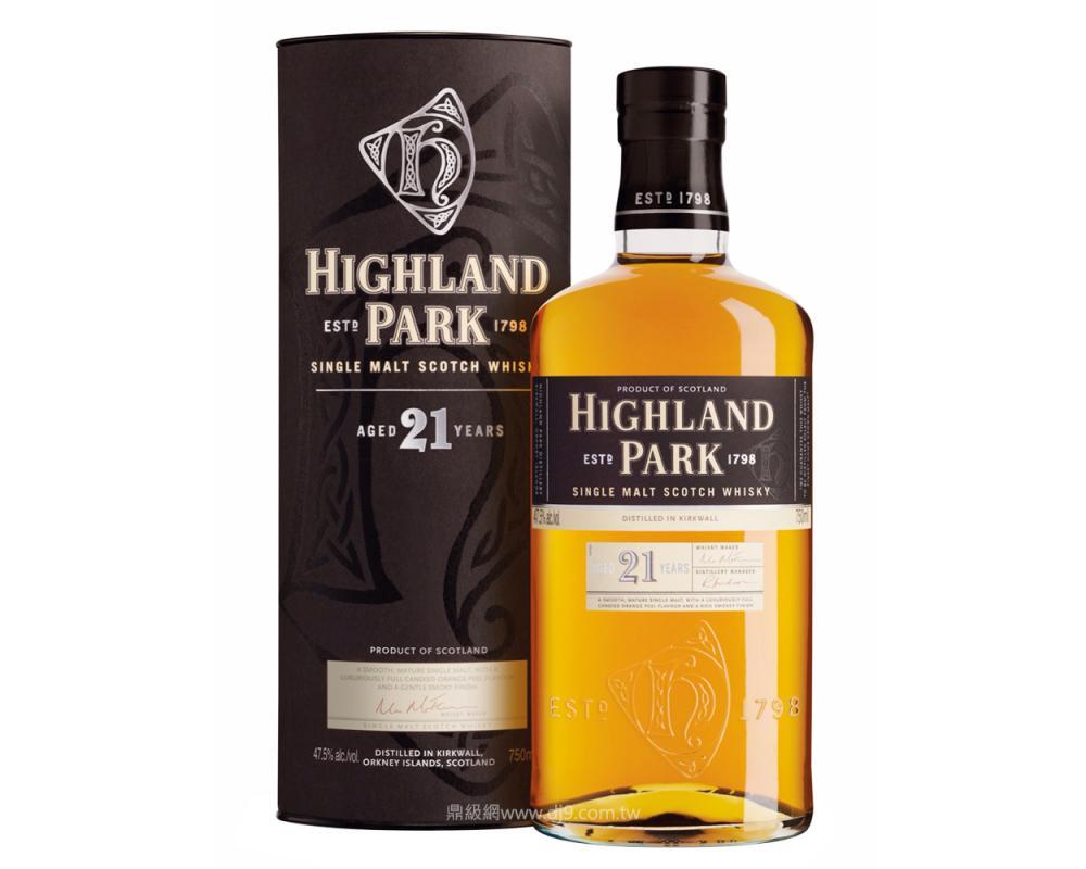 高原騎士21年單一純麥威士忌