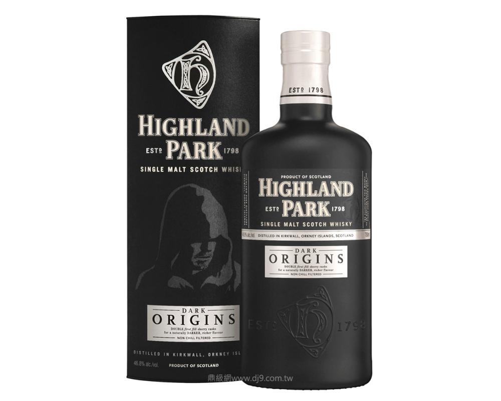 高原騎士暗黑騎士單一麥芽威士忌