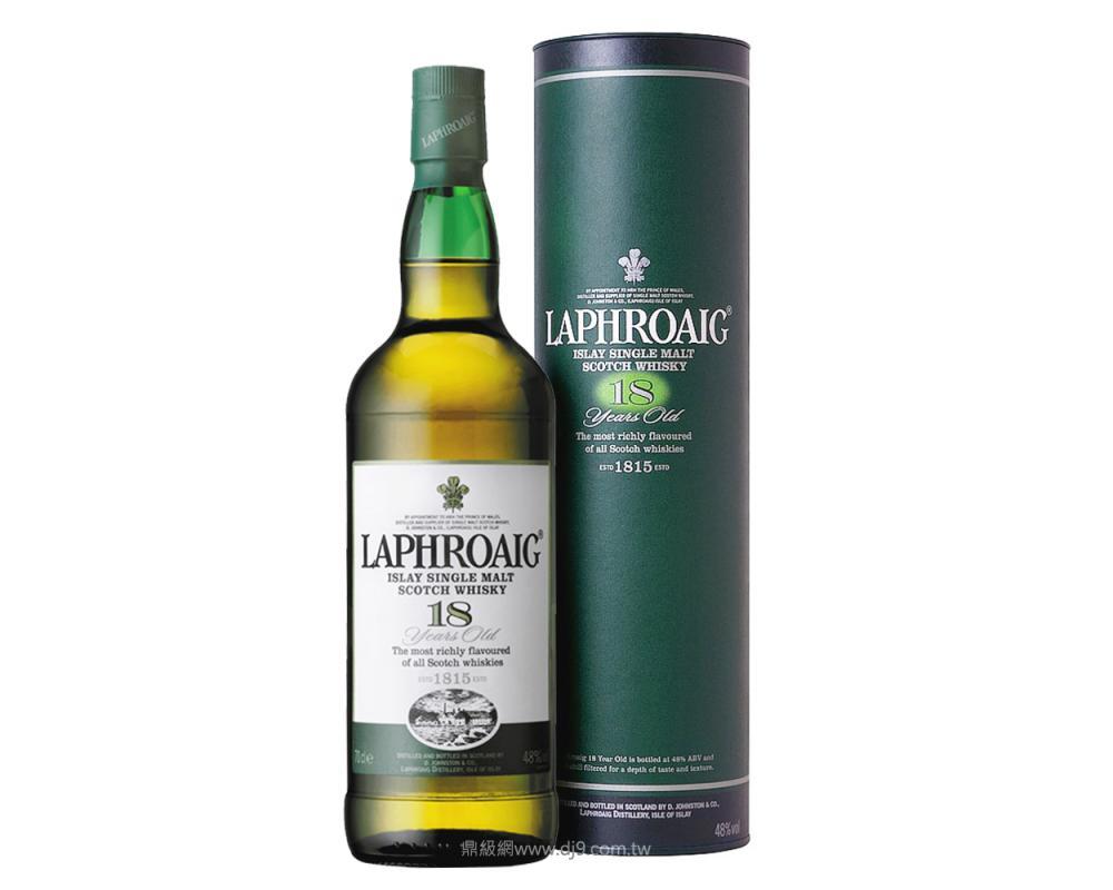 拉弗格18年單一麥芽威士忌(絕版)